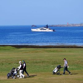 Isle of Man Golfing Holiday